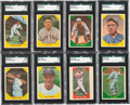 "Baseball Cards:Sets, 1960 Fleer ""Baseball Greats"" High Grade Complete Set (79). ..."
