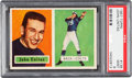 Football Cards:Singles (1950-1959), 1957 Topps Johnny Unitas #138 PSA Mint 9 - None Higher. ...