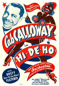 "Hi De Ho (All-American, 1947). One Sheet (27"" X 41"")"