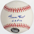 Baseball Collectibles:Balls, Willie Mays Single Signed Baseball PSA Gem Mint 10....