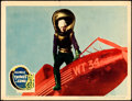"""Movie Posters:Science Fiction, Things to Come (United Artists, 1936). Lobby Card (11"""" X 14"""").. ..."""