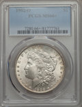 Morgan Dollars: , 1902-O $1 MS66+ PCGS. PCGS Population: (643/23 and 98/0+). NGC Census: (628/25 and 28/0+). CDN: $425 Whsle. Bid for problem...