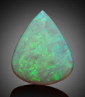 Gems:Cabochons, Gemstone: Opal - 29.62 Ct.. Coober Pedy. Central North. SouthAustralia, Australia. ...