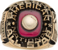 Baseball Collectibles:Others, 1976 All-Star Game Ring....