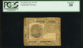Colonial Notes:Continental Congress Issues, Continental Currency February 26, 1777 $7 PCGS Very Fine 30.. ...