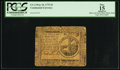 Colonial Notes:Continental Congress Issues, Continental Currency May 10, 1775 $2 PCGS Apparent Fine 15.. ...