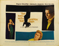 "Movie Posters:Drama, The Man With the Golden Arm (United Artists, 1955). Half Sheet (22""X 28"") Style B. ..."