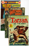 Bronze Age (1970-1979):Adventure, Tarzan and Others Group (DC, 1968-75) Condition: Average VF.... (Total: 20 Comic Books)