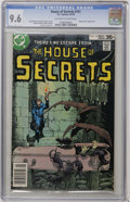 Bronze Age (1970-1979):Horror, House of Secrets #151 (DC, 1978) CGC NM+ 9.6 Off-white to whitepages....