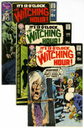 Bronze Age (1970-1979):Horror, DC Bronze Age Horror Group (DC, 1970-72) Condition: Average FN....