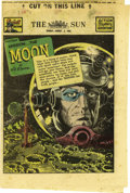 Golden Age (1938-1955):Science Fiction, The Spirit (weekly newspaper insert) 8/3/52 (Baltimore Sun, 1952)Condition: VF....