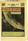 Golden Age (1938-1955):Science Fiction, The Spirit (weekly newspaper insert) 7/27/52 (Baltimore Sun, 1952)Condition: VF....