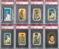 Baseball Cards:Lots, 1909-11 D359, E92 Croft's Cocoa, T205, T206, T209 Collection (148)....