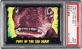 Non-Sport Cards:Singles (Post-1950), 1964 Bubbles, Inc. (Topps) Outer Limits #20 PSA Mint 9 - Pop Four,None Higher. ...