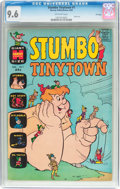 Silver Age (1956-1969):Humor, Stumbo Tinytown #1 File Copy (Harvey, 1963) CGC NM+ 9.6 Off-white pages....