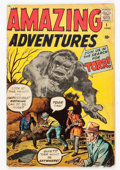 Silver Age (1956-1969):Horror, Amazing Adventures #1 (Marvel, 1961) Condition: FR....