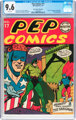 Pep Comics #17 Mile High Pedigree (MLJ, 1941) CGC NM+ 9.6 White pages
