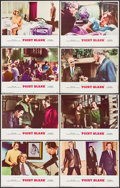 "Movie Posters:Crime, Point Blank (MGM, 1967). Lobby Card Set of 8 (11"" X 14""). Crime..... (Total: 8 Items)"