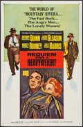 """Movie Posters:Sports, Requiem for a Heavyweight (Columbia, 1962). One Sheet (27"""" X 41""""), Lobby Card Set of 8 (11"""" X 14""""), & Pressbooks (2) (Identi... (Total: 11 Items)"""