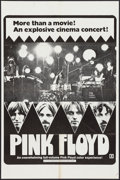 "Movie Posters:Rock and Roll, Pink Floyd (April Fools Productions, 1972). One Sheet (27"" X 41"")& Presskit (9.5"" X 11.75""). Rock and Roll.. ... (Total: 2Items)"