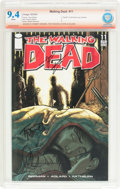 Modern Age (1980-Present):Horror, The Walking Dead #11 Verified Signature (Image, 2004) CBCS NM 9.4White pages....