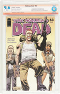 Modern Age (1980-Present):Horror, The Walking Dead #53 Verified Signature (Image, 2008) CBCS NM+ 9.6 White pages....