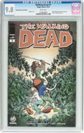 Modern Age (1980-Present):Horror, The Walking Dead #1 Wizard World Austin Edition (Image, 2015) CGCNM/MT 9.8 White pages....