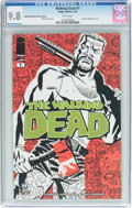 Modern Age (1980-Present):Horror, The Walking Dead #1 Wizard World New Orleans Edition (Image, 2015)CGC NM/MT 9.8 White pages....