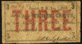 Obsoletes By State:New Hampshire, Concord, NH- L.G. Sylvester 3¢ Jan. 1, 1864. ...