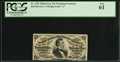 Fractional Currency:Third Issue, Fr. 1292 25¢ Third Issue PCGS New 61.. ...
