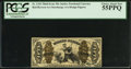 Fractional Currency:Third Issue, Fr. 1343 50¢ Third Issue Justice PCGS Choice About New 55PPQ.. ...
