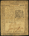 Colonial Notes:Pennsylvania, Pennsylvania April 25, 1776 2s 6d Fine.. ...