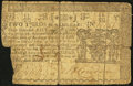 Colonial Notes:Maryland, Maryland March 1, 1770 $2/3 Good.. ...