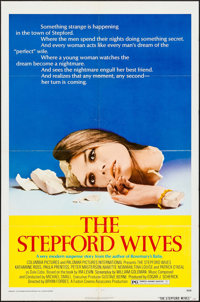 """The Stepford Wives (Columbia, 1975). One Sheet (27"""" X 41""""), Lobby Card Set of 8 (11"""" X 14"""") &amp..."""