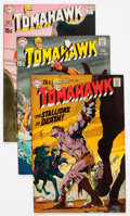 Silver Age (1956-1969):Adventure, Tomahawk #123-140 Group (DC, 1969-72) Condition: Average FN.... (Total: 18 Comic Books)