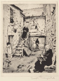 Fine Art - Work on Paper:Print, Various Artists (20th Century). Group of Four European City Scenes. Ed. 250. Each signed in pencil lower right. Publishe... (Total: 4 Items)