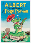 Golden Age (1938-1955):Funny Animal, Four Color #105 (Dell, 1946) Condition: FN....