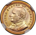 Commemorative Gold, 1903 G$1 Louisiana Purchase, McKinley Gold Dollar MS67 NGC....