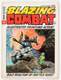 Magazines:Miscellaneous, Blazing Combat #4 (Warren, 1966) Condition: GD+....