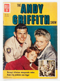 Four Color #1341 The Andy Griffith Show (Dell, 1962) Condition: VG+