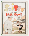 Platinum Age (1897-1937):Miscellaneous, Smitty At the Ball Game (Cupples & Leon, 1929)....