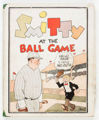 Smitty At the Ball Game (Cupples & Leon, 1929)