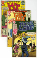 Bronze Age (1970-1979):Romance, Young Love/Young Romance Group (DC, 1970-72) Condition: AverageFN....