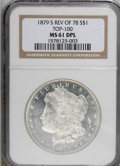 1879-S $1 Reverse of 1878 MS61 Deep Mirror Prooflike NGC....(PCGS# 97095)