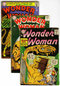 Silver Age (1956-1969):Superhero, Wonder Woman Group (DC, 1965-72) Condition: Average VG....