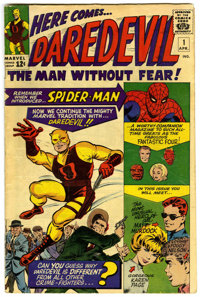 Daredevil #1 (Marvel, 1964) Condition: VG-