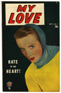 My Love #2 (Marvel, 1949) Condition: VF-
