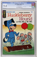 Silver Age (1956-1969):Cartoon Character, Huckleberry Hound #28 File Copy (Gold Key, 1966) CGC NM 9.4 Off-white to white pages....