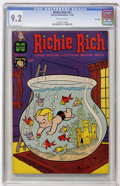 Silver Age (1956-1969):Horror, Richie Rich #51 File Copy (Harvey, 1966) CGC NM- 9.2 Off-whitepages....