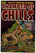 Golden Age (1938-1955):Horror, Chamber of Chills #12 File Copy (Harvey, 1952) Condition: VF....